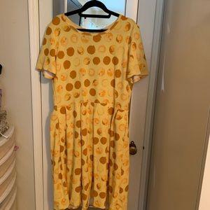 Lularoe Amelia Dress 3xl